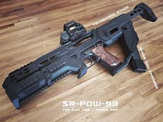 Zombie Weapons, Sci Fi Weapons, Weapon Concept Art, Weapons Guns, Airsoft Guns, Pistol Annies, Futuristic Armour, Future Weapons, Army Wallpaper