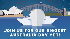 P&OMainEvents - Australia Day In 2015, P&O Cruises will have all 3 ships on Sydney Harbour. Pacific Dawn will be visiting from Brisbane on a 4-night SeaBreak and Pacific Jewel and Pacific Pearl will go out to sea from Sydney to join Pacific Dawn on Sydney Harbour on Australia Day.
