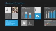 Microsoft Shows Off Metro-Style Windows 8 Business Apps