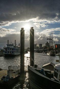 #Hamburg #Hafen Dalben am Anleger Sandtorkai | Bildschönes Hamburg