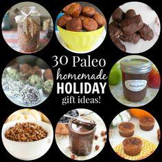 30 Paleo Homemade Gift Ideas - Rubies & Radishes