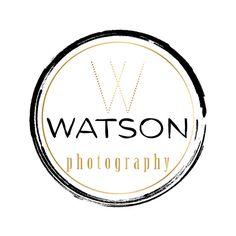 Round Circle Black Gold Logo Designblack Watermark Business Logographic Design
