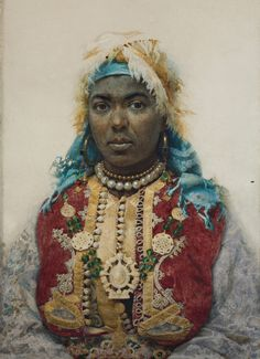 """Josep Tapiró Baró (1836-1913). """"Retrat femení""""."""
