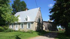 Maison Rivard-Dit-Lanouette. Vue d'angle