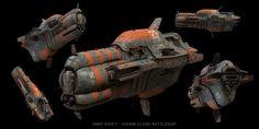 Huginn Battleship 2009 by strangelet on DeviantArt