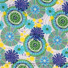 floral wheels