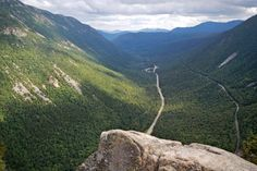 Top 25 Scenic Hikes in New England