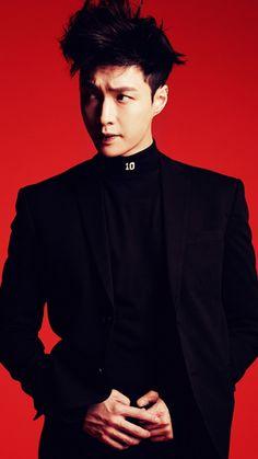 CEO Zhang in his Monster look