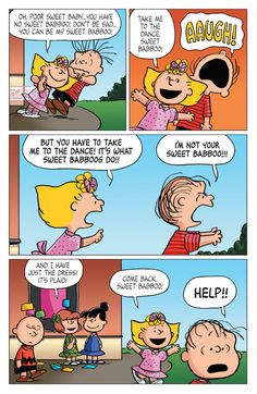 KaBOOM Peanuts Vol. 2 #18 - Dance Craze 2