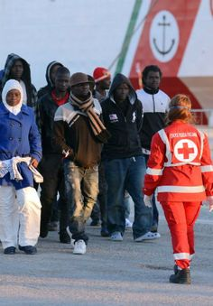 Muslim migrants arrested for throwing Christians off vessel, victims feared dead - Middle East - International - News - Catholic Online