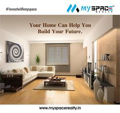 Your Home can Help You Build Your Future. #investwithmyspace