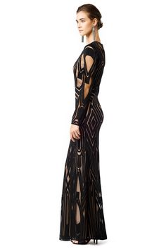 Chakra Gown by BCBGM