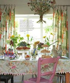images from the perect english cottage English Cottage Style, English Country Cottages, English House, Cottage Dining Rooms, Perfect English, English Decor, Interior Garden, Interior Design, Shabby Chic Kitchen