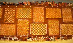 Weavings inspired by African Mud Cloths Paper Weaving, Weaving Art, African Art Projects, Le Baobab, 2nd Grade Art, Art Africain, Art Curriculum, Africa Art, Art Lessons Elementary