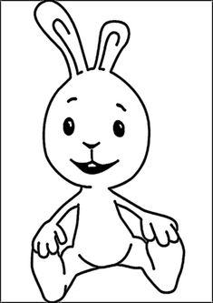 kikaninchen | ausmalbilder kostenlos und gratis malvorlagen | kinder | kikaninchen ausmalbilder