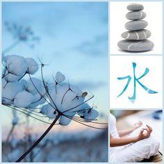 FENG SHUI & ÅRSTIDENE Elementet som reflekterer vinterens energi er vannelementet. Det kan gi oss innsikt i livet vårt, det stimulerer til åndelighet, mystikk og selvinnsikt. Når naturen er i vinterens hvilefase bør vi også hvile og samle krefter. Derfor er vinteren en fin tid til å stoppe opp, roe ned og reflektere og foreta nye rettinger i livet. http://www.purodecofengshui.com/vinterens-energi-feng-shui-og-arstidene/