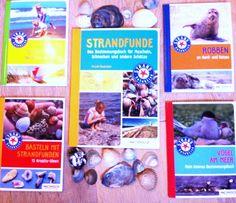 Strandbücher für Kinder.