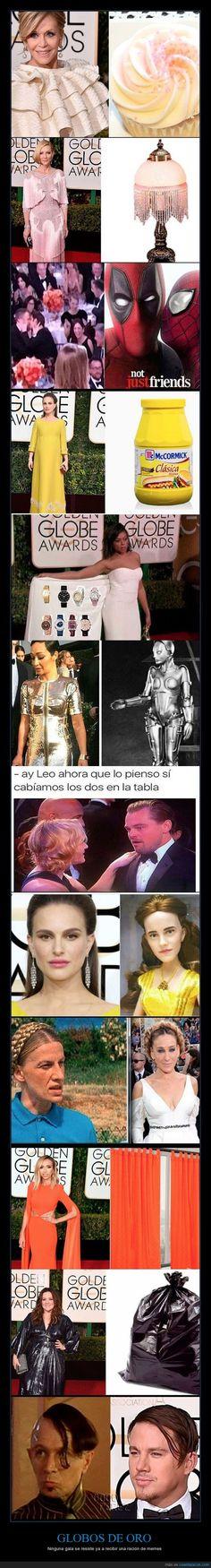 Los mejores memes de la gala de los Globos de Oro - Ninguna gala se resiste ya a recibir una ración de memes Gracias a http://www.cuantarazon.com/ Si quieres leer la noticia completa visita: http://www.skylight-imagen.com/los-mejores-memes-de-la-gala-de-los-globos-de-oro-ninguna-gala-se-resiste-ya-a-recibir-una-racion-de-memes/