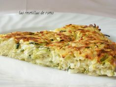 PARMENTIER DE CALABACIN Quiches, Brownie Bar, Ketogenic Diet, Lasagna, Macaroni And Cheese, Chicken Recipes, Sandwiches, Food And Drink, Healthy Recipes