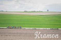 the early breakaway group<br /> <br /> 52nd Amstel Gold Race (1.UWT)<br /> 1 Day Race: Maastricht › Berg en Terblijt (264km)
