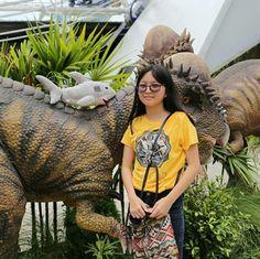 Dinosaur planet in Thailand!