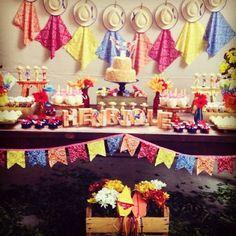 Inspiração para decorar sua festinha de São João