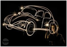 You can paint with light!