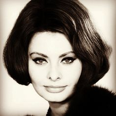 Sophia Loren Makeup Looks In Celebration Of Her B-day | The Zoe Report