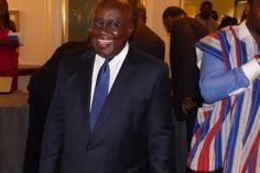 Akufo-Addo Leaves For UK Germany