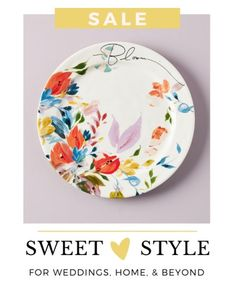 Sweet Style, Place Settings, Your Favorite, Decorative Plates, Drink, Tableware, Wedding, Food, Valentines Day Weddings