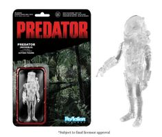 Funko Predator ReAction Figure – Stealth Predator  This stealth mode Predator doesn't bleed, but it is retro!Poseable 3 3/4-inch ReAction figure from Predator!Features 5 points of articulation, just like the classic Kenner action figures of the 1970s and 1980s!  http://good-deals-today.com/product/funko-predator-reaction-figure-stealth-predator/
