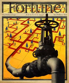 Fortune  AUGUST 1940