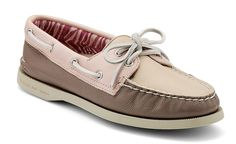 Sperry Women's Authentic Original 2-Eye Boat Shoe - Nude /  Greige / Blush