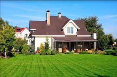 Go Green Save Money with Geothermal Heat Pumps in North Carolina Garage Builders, Landscape Maintenance, Professional Landscaping, Rural Area, Architecture Design, Shed, New Homes, Home And Garden, Exterior