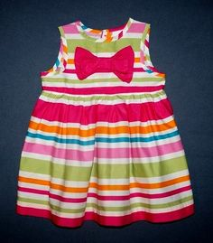 http://www.littlesister.at/mädchenkleidung/kleider-röcke/56-68/ Bluezoo Sommerkleid Gr. 62-68 (3-6 Mon.) 8,00 €