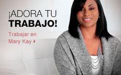 ¡Infórmate sobre cómo trabajar en Mary Kay y adorar tu trabajo!