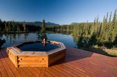 Chilko Experience Wilderness Resort, Chilko Lake, British Columbia