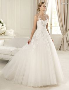 Wedding Dresses 2013 Wedding-gown-dresses,discount Tulle and Lace Sweetheart Neckline Ball Gown Wedding Dress 0064 bridal gowns Pronovias Wedding Dress, 2016 Wedding Dresses, Elegant Wedding Dress, White Wedding Dresses, Cheap Wedding Dress, Wedding Dress Styles, Bridal Dresses, Wedding Gowns, Bridesmaid Dresses