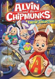 Alvin and the Chipmunks: Easter Collection Movie Poster - Ross Bagdasarian, Janice Karman Easter Movies, Easter Books, Chipmunks Movie, Alvin And The Chipmunks, The Chipettes, Saturday Morning Cartoons, Irish Boys, Easter Party, Box Art