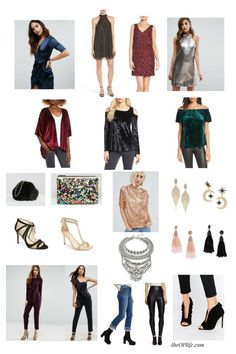 What To Wear:  New Y