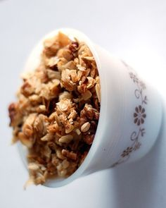 Simple Yet Delicious Granola | Cooking for Seven