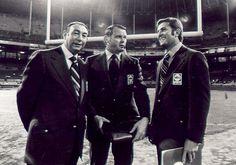 Howard Cosell, Keith Jackson, Don Meredith- Monday Night Football