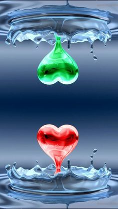 coeur wallpaper by dathys - - Free on ZEDGE™ Love Heart Images, Love You Images, Heart Pictures, I Love Heart, Love Pictures, Pretty Images, Happy Heart, Beautiful Pictures, Heart Wallpaper Hd