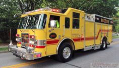 ◆Thornwood, NY FD Rescue 75 Pierce◆