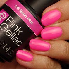 Smalto semipermanente - 138 Neon Pink 15 ml