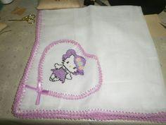 Fralda Hello Kitty