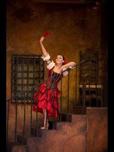 Natalia Osipova guesting with the Australian Ballet in Don Quixote