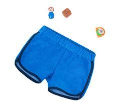 Siem short - gratis naaipatroon voor een retro geïnspireerde short voor jongens en meisjes