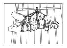 """""""就在当天晚饭后,天还不黑,三队姓崔的年轻警察指使几个吸毒犯把我拖到楼下,副队长胡兆霞指使几个吸毒犯强行给我穿上""""约束衣"""",然后用绳子把我的胳膊反绑 在椅子上,两条腿捆在椅子下边……疼的我大汗淋漓,大声哭喊,他们就用胶布粘上 我的嘴,并使劲抽打我的脸,致使我恶心呕吐,生不如死,就这样一直残酷折磨了十个多小时,第二天早上七点多才松绑,脱掉约束衣,当时我的四肢已失去知觉。""""这是河南省焦作市法轮功学员王俊英女士近日在她寄往中共最高检察院控告江泽民的控告书中的一段亲身经历。  - 大陆政治"""