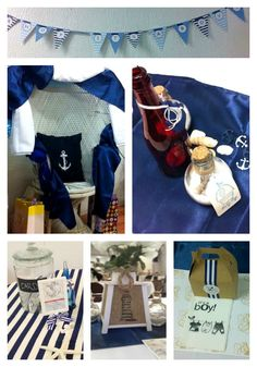 Nautical Theme Baby Shower | Smart Party Planning